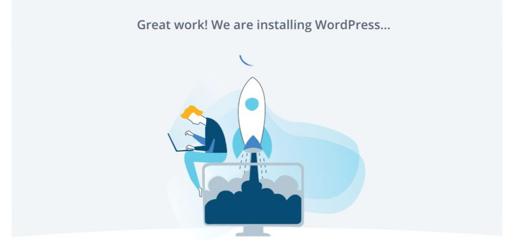 Bluehost will autoinstall WordPress