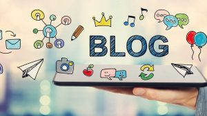 How to create a blog with Bluehost