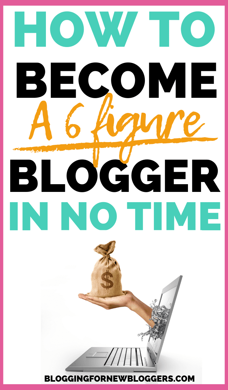 Make Money Blogging: Tips from a Six Figure Blogger (Expert Interview)