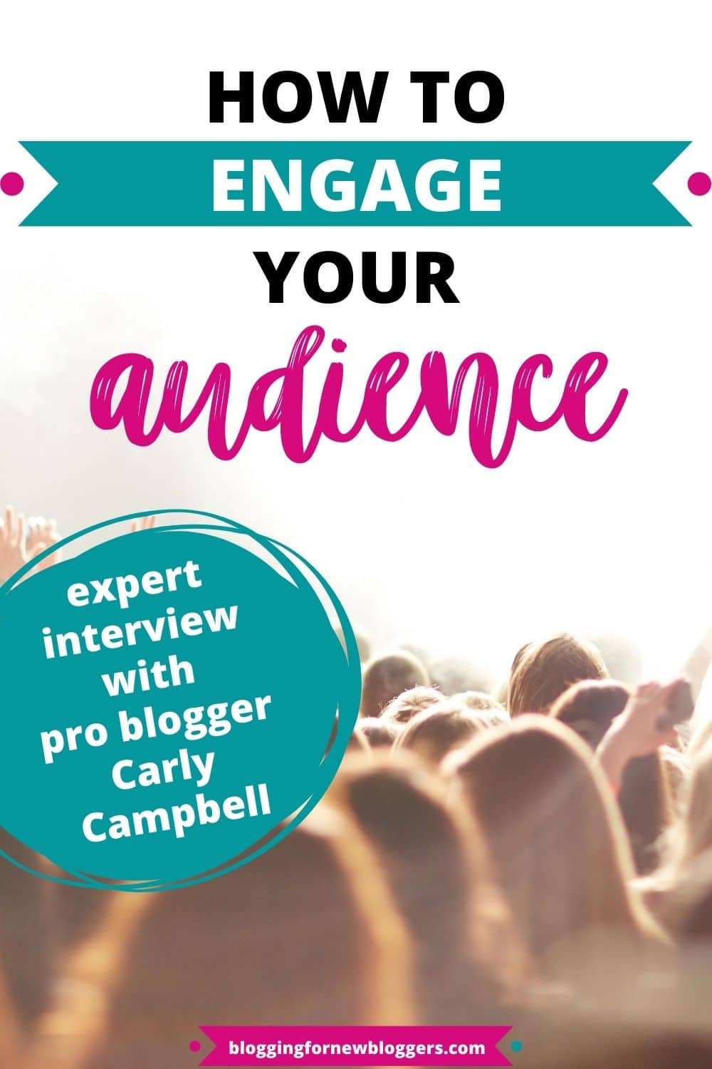 How to Engage your Audience (Expert Interview)