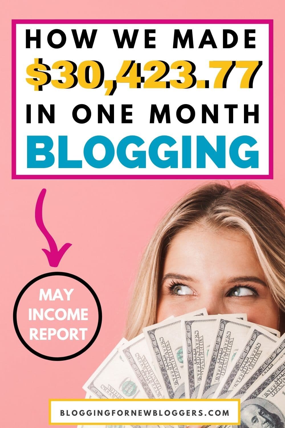 How We Made $30,423.77 in a Month Blogging – May Income Report